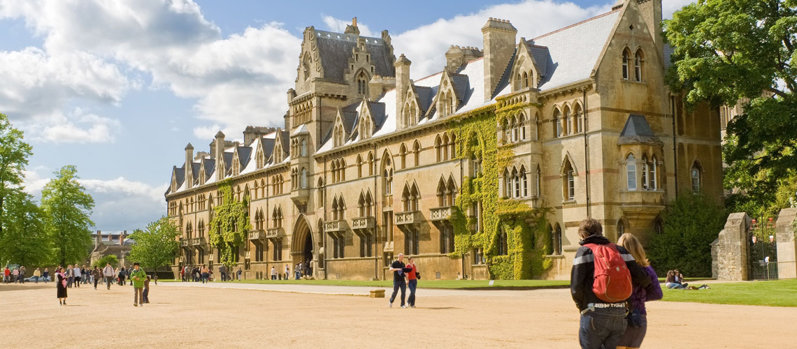 Study Abroad in United Kingdom